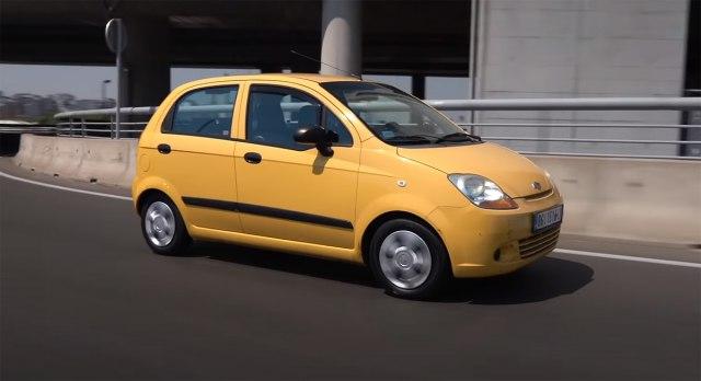 Test polovnjaka: Chevrolet Spark – gradski sparKtanac VIDEO