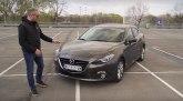 Test polovnjaka: Mazda3 Sedan – gradska katana VIDEO