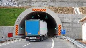 Testiranje tunela na koridoru