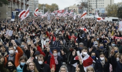 Tihanovska objavila početak štrajka protiv vlasti u Belorusiji