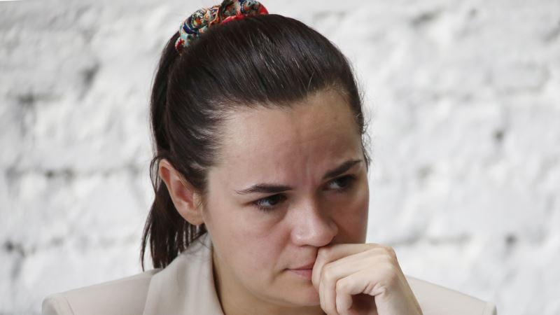 Tihanovskaja poziva na prestanak nasilja i novo brojanje glasova