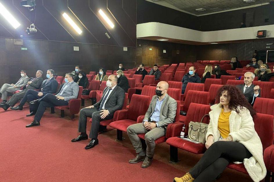Tihomir Bogavac novi predsjednik Opštine Berane