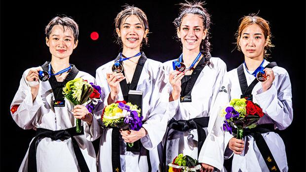 Tijana Bogdanović osvojila bronzu na Gran priju u Japanu