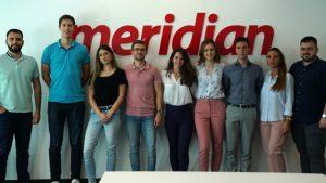 Tim koji pobeđuje – Kompanija Meridian stipendijama podržala genijalce