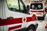 Tinejdžer se popeo na vagon voza pa pretrpeo strujni udar; iz ćuprijske bolnice za B92.net: Životno je ugrožen