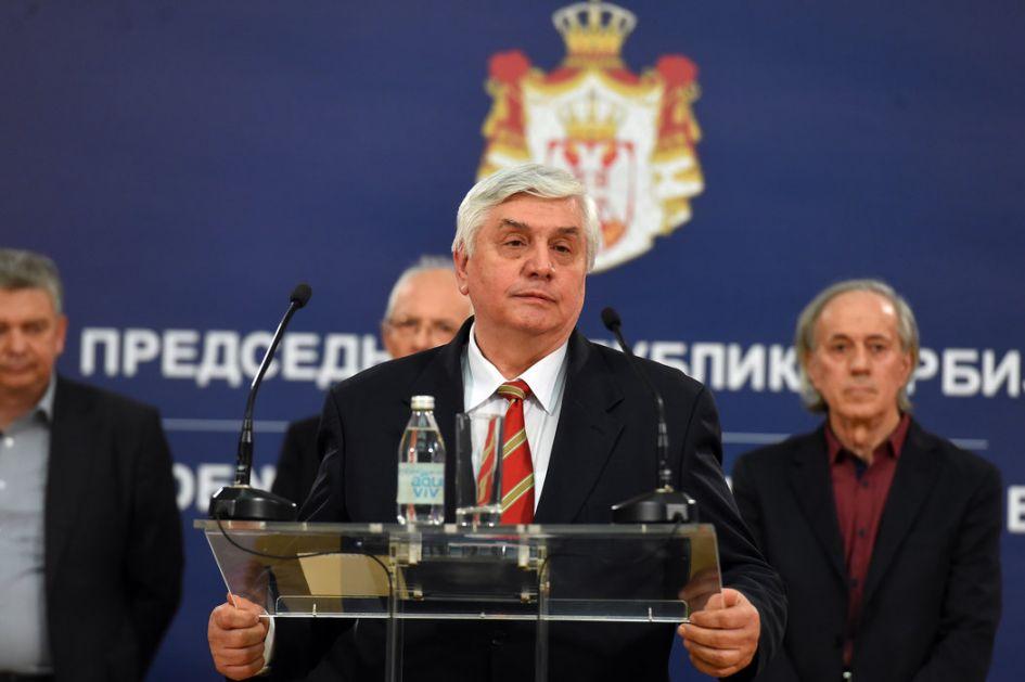 Tiodorović: Krajem aprila moguć znatan pad broja obolelih