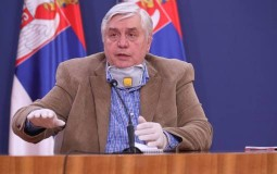Tiodorović: Pad broja zaraženih pauza, a ne optimizam