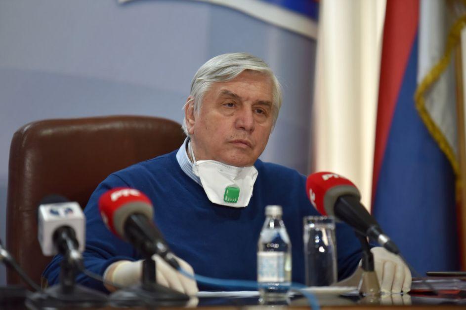 Tiodorović:Situacija u Leskovcu pod kontrolom, zaraženi uglavnom mladi bez simptoma