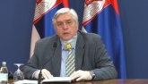 Tiodorović: U Nišu manje od pet odsto novozaraženih, najmanje u Srbiji