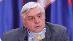 Tiodorvić: Normalizacija u junu, ali ipak treba da budemo rezervisani prema svemu