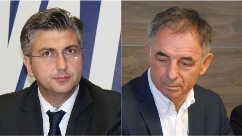 Tko stoji iza napada na Plenkovića i Pupovca?