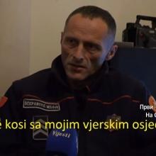 To se kosi sa mojim vjerskim osjecajem - Milan scepanovic, policajac iz Niksica