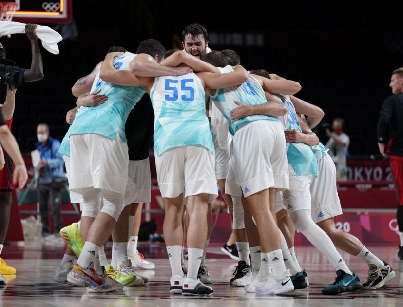 Tokio: Košarkaši Slovenije, SAD i Francuske u polufinalu, rukometaši Nemačke i Španije među četiri