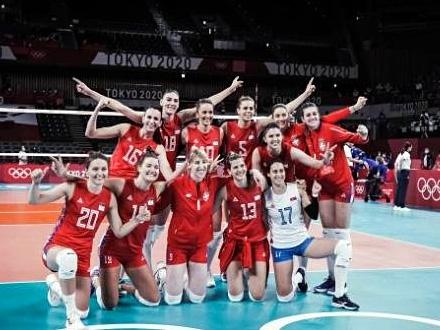 Tokio: Žene Srbije su moćne - odbojkašice i košarkašice u polufinalu, sada su na potezu vaterpolisti