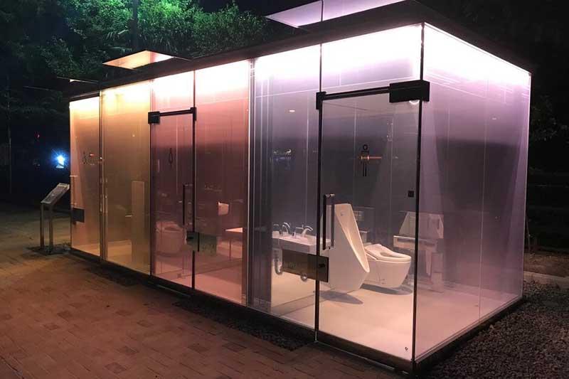 Tokio posebno za Olimpijske igre redizajnirao javne toalete pretvorivši ih u umetnička dela