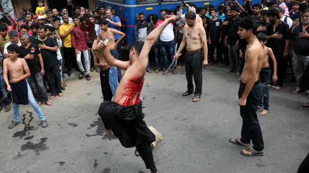 Tokom proslave Ašure u Iraku destine mrtvih i povređenih