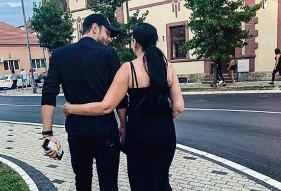 Toma Panić: Nadeždu nisam tukao! Krv je moja!
