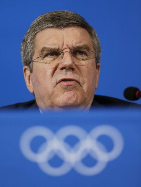 Tomas Bah jedini kandidat na izborima za predsednika MOK