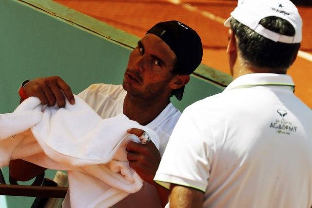 Toni Nadal: Rafa me je iznenadio, mislio sam da će igrati