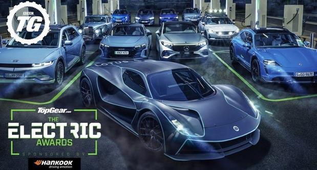 Top Gear izabrao najbolje električne automobile
