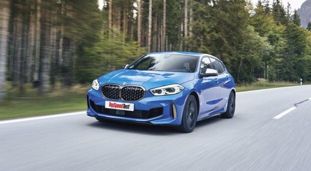 TopSpeed test: BMW M135i xDrive