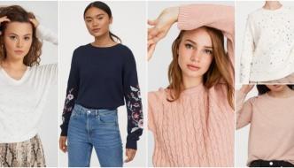 Topli i udobni: 10 pulovera za savršenu jesen 2019.