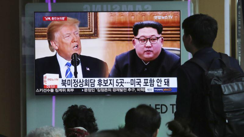 Toplo i hladno između Trumpa i Kima