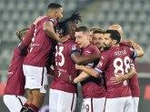 Torino u finišu do remija sa Sampdorijom