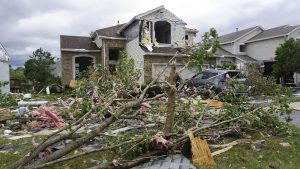 Tornado pregazio predgrađe Čikaga