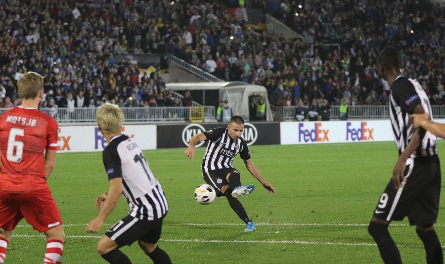 Tošić: Prvi gol u derbiju, konačno se i to desilo