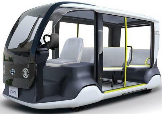 Toyota APM za Olimpijske i Paraolimpijske igre u Tokiju 2020. godine