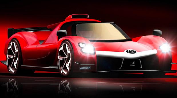 Toyota GR Super Sport hiperautomobil