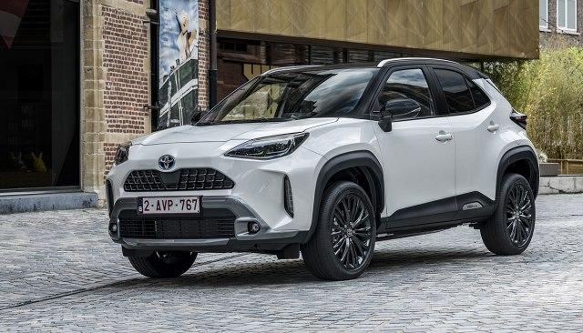 Toyota Yaris Cross stigao u Srbiju