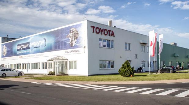 Toyota nastavlja ulaganje u evropske pogone