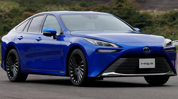 Toyota razvija novi motor na vodonik
