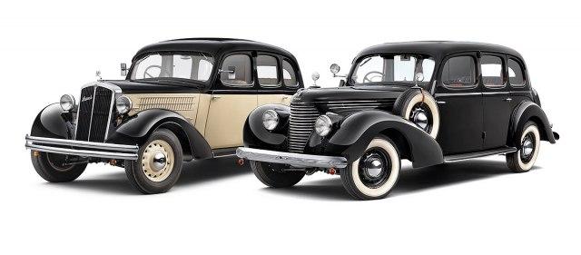 Tradicija je važna – Škoda slavi 85. rođendan Superba