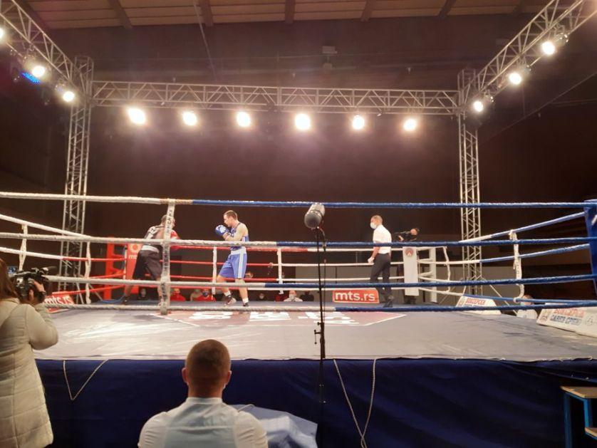 Tradicionalna bokserska Zlatna rukavica u Somboru