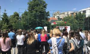 Tradicionalna manifestacija u Prihvatilištu za decu: Igrama bez granica, lovom na blago, druženjem obeležen Međunarodni dan porodice