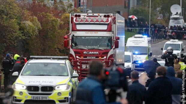 Traga se za braćom iz Severne Irske zbog kamiona smrti