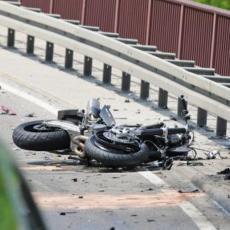 """Tragedija kod Niša: Milan (35) hteo da """"udahne vazduh"""" i provoza se motorom, prijatelji u retrovizoru ugledali samo prašinu"""
