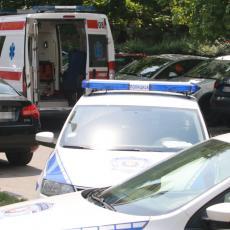 Tragedija na Zvezdari: Muškarac PRESUDIO SEBI pucnjem iz pištolja