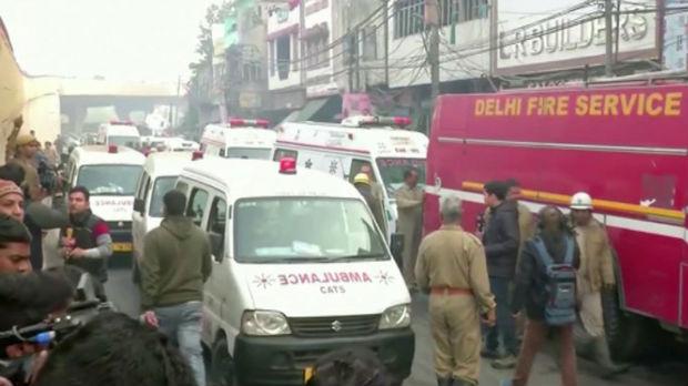 Tragedija u Indiji, 43 osobe pognule u požaru