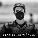 Tragedija u Španiji: Poginuo mladi motociklista Vinjales