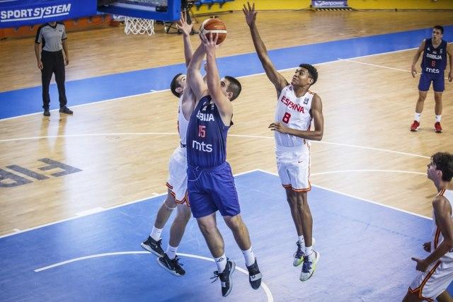Tragičan poraz mladih košarkaša Srbije!