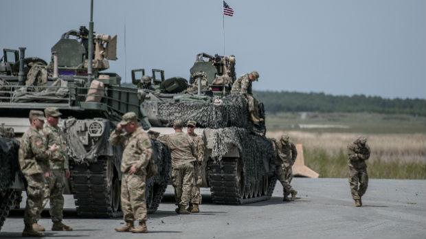 Tramp: Moguće premeštanje 2.000 vojnika u Poljsku