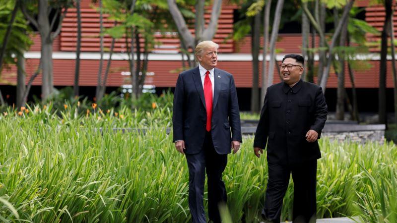 Tramp: Primio sam lepu poruku od Kim Džon Una