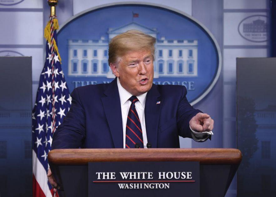 Tramp: SAD prekidaju odnose sa SZO