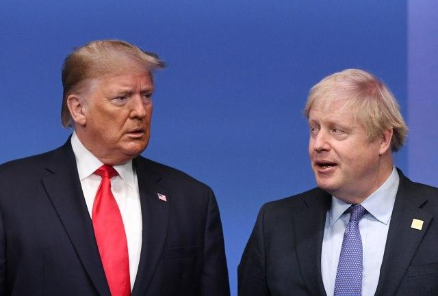 Svetski lideri čestitaju Džonsonu, Kremlj zabrinut