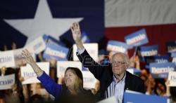 Tramp čestitao demokrati Sandersu pobedu u Nevadi