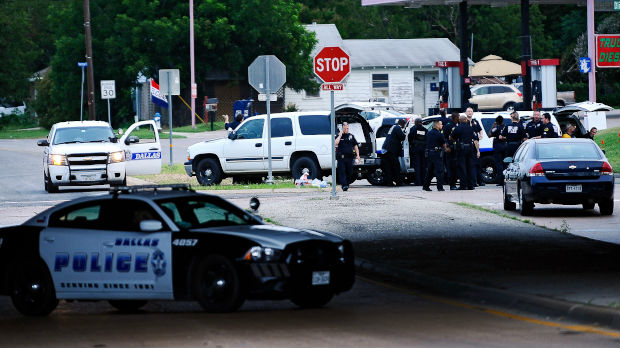 Tramp i Bajden složni - policija potrebna Americi